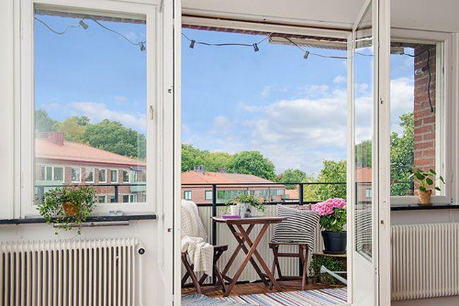 Thiết kế ban công chung cư sao cho đẹp và an toàn?