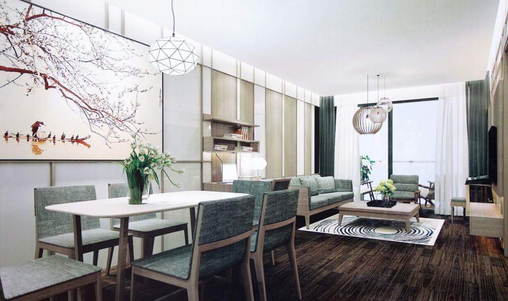 Thiết kế căn hộ Araki city có gì nổi bật?