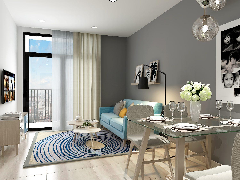 Tiêu chuẩn bàn giao căn hộ dự án HaDo Centrosa Garden quận 10