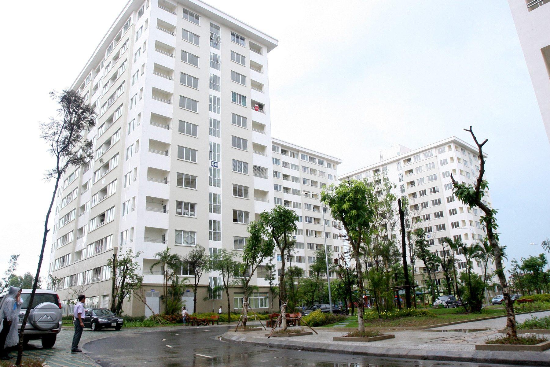 Sở hữ căn hộ chung cư nhanh chóng khi mua trả góp