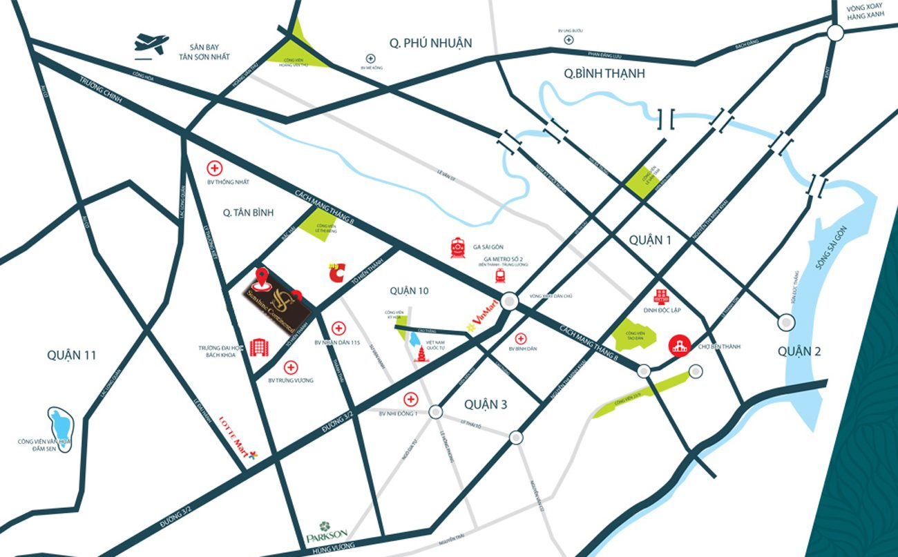Vị trí dự án Sunshine Continental ở đâu? Có nên mua hay không?